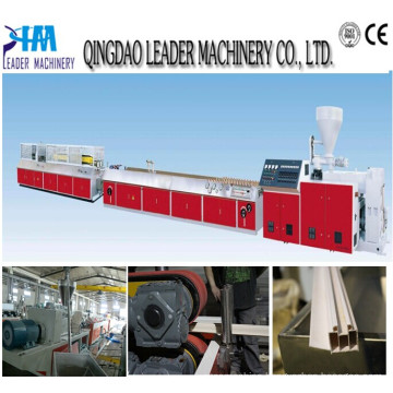PVC Frame Extruder Line for Window and Door