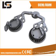 Alle Arten von IP66 Aluminium LED Lampengehäuse Fabrik