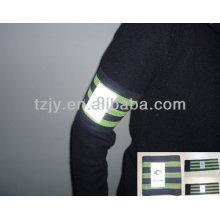 PVC reflective armband for sport