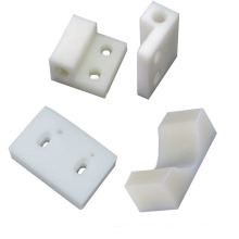 Micro machining PA66 ABS peek turning plastic cnc milling parts for electrical medical equipment