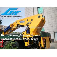 Knuckle Boom Customized Crane China Made Cargo Grue de montage