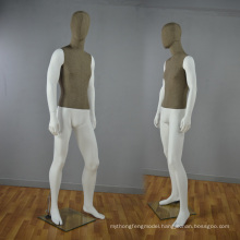 Fabric Wrapped Male Mannequin From Yazi Mannequin