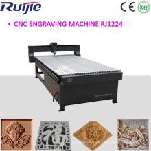 Precio de la máquina del router del CNC de acrílico de madera de China (RJ1325)