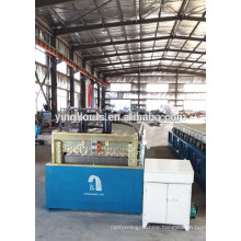 LS-1000-860Steel colored flat sheet roll forming machine