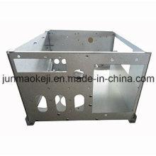 Gabinete de estampación de aluminio para el instrumento