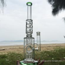 Ancient Horn Design Hookah Glas Rauchen Wasserpfeifen (ES-GB-289)