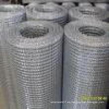 De buena calidad malla de alambre prensado con un precio más bajo