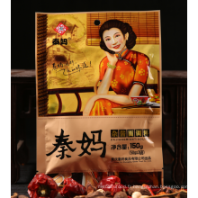 Pratiques meilleures herbes chinoises du style sichuanais