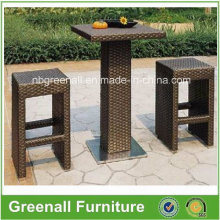 Wicker Bar Stools for Outdoor Furniture