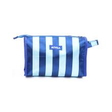 2016 New Arrival Special Design Zipper Nivea Cosmetic Bag