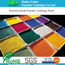 Antibakteriella Powder Coatings Paint