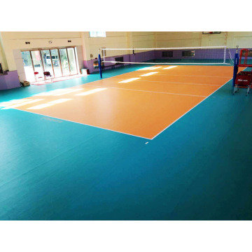 Enlio Volleyball PVC Sports Flooring