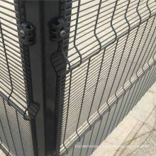 2021 New Style Clear view 358 Anti Climb Fence Panel High Security Clear Vu Fencing