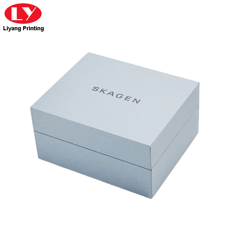 Luxury White Bracelet Box
