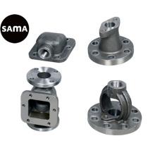 Steel Investment Precision perdida de cera fundida para el cuerpo de la válvula