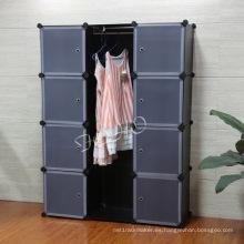 Armarios de almacenamiento DIY PP 5 Cube (FH-AL0040-8)