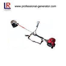 Cortador de escova 52cc com cortador de ervas daninhas / cortador de grama