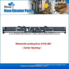 NV31-002 Landing Door, 2 Panel Center/Side Opening Landing Door