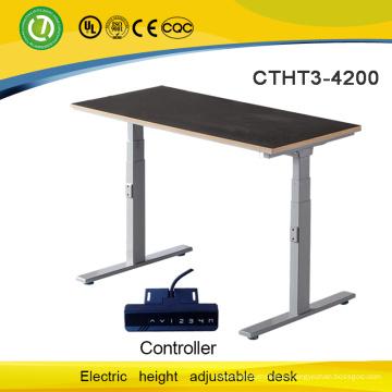 Сидеть стоять стол Электрические станции моторизованный регулируемая высота рабочий стол