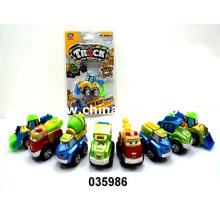 Mini Die Cast Car Toy Toy Metal Voltar Carro (035986)