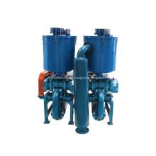 Transportador de vacío de alta eficiencia para polvo / gránulo / grano
