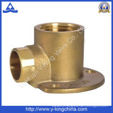 Brass Nipple Fitting with Sand Blasted (YD-6022)