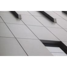 Panneau en aluminium massif pour rideau mur
