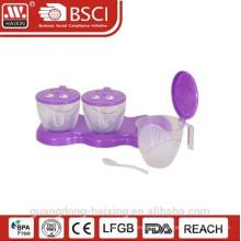 Plastique HaiXing pratique Set Huilier