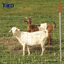 2.5mm 3mm fio de tecelagem Campo cercas de cabra agricultura rancho fornecimento de cerca de gado usado painéis
