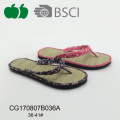 Ladies Summer Hot Sale New Style Beach Soft Flip Flop