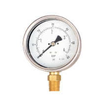 1/8 Inch Gas Pressure Gauge