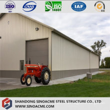 Steel Prefabricated House for Agricultural Use