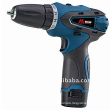 QIMO Professional Power Tools QM1006 10.8V Single/Double Speed Cordless Drill