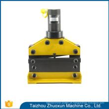 Processador de barra de bronze da máquina de corte das ferramentas Ztmx-303D da forma elegante hidráulico para o painel de comando
