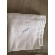 Weifang MICROFIBER tissu gris