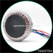 Transformador toroidal del voltaje bajo de encargo 230V a 9V para las fuentes de alimentación con Rohs aprobado