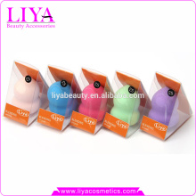 Professional SBR latex cosmétiques maquillage plus récent mignonne goutte d'eau forme cosmétique houppette vente chaude