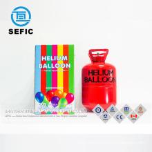Promotional 7.5LB/15LB/30LB Balloon Helium Gas Cylinder