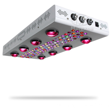 Vit Panel 1200w LED växa ljus