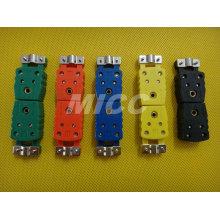 Connecteur de thermocouple MICC-MC (H) -K, J, N, S, T / connecteurs de thermocouple standard / connecteur u