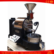Roaster de café do tambor do torrificador de café do preço para a venda