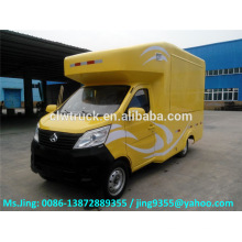 ChangAn mobile food truck,mini food vending truck for sale in China