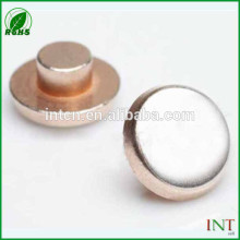 electric middle low voltage devices contact accessories MCB contact rivets