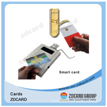 ISO14443A 13.56MHz RFID Key Card for Community Access Control
