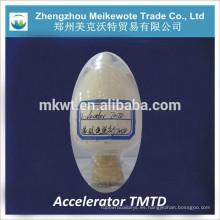 TMTD (CAS NO.:137-26-8) para la industria del caucho