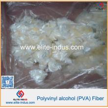 Fibra de álcool polivinílico anti-crack com boa dispersão