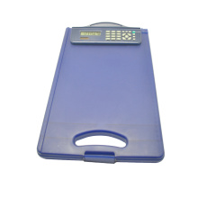 A4 Size Clip Board Calculator with Ruler