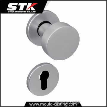 Nickel Plated Aluminum Casting for Safe Lock Security Parts