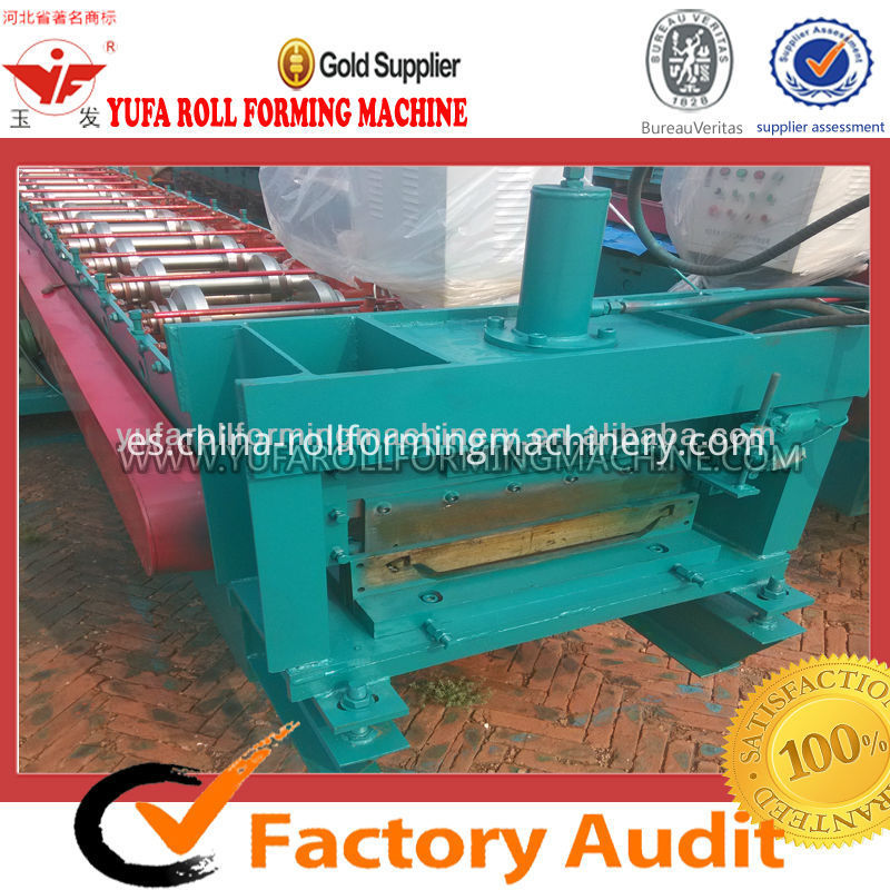 66-470 Longspan roof panel roll forming machine