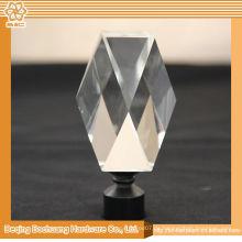 8/10/13/16/19/22/25 / 28mm Kristallglas Dekorative Fenster Kristall Vorhang Finial